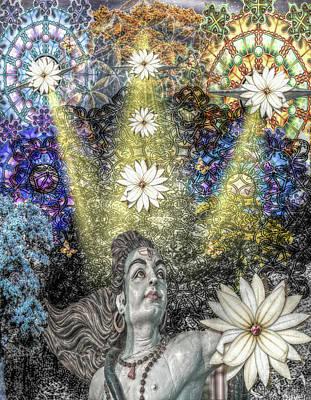 Mixed Media - Awakened by Bill Oliver