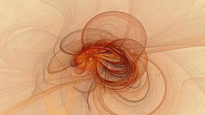 Digital Art - Awakening-3 by Doug Morgan