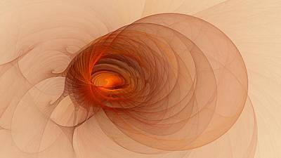 Digital Art - Awakening-5 by Doug Morgan