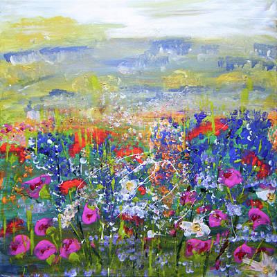 Painting - Awakening Diversity  by Colleen Ranney