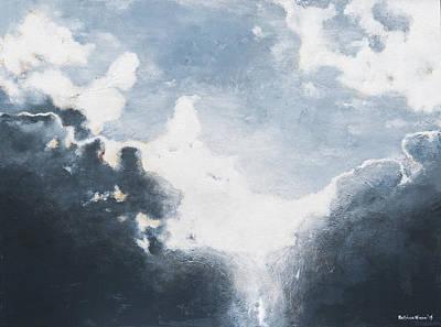 Painting - Awakening by Katrina Nixon
