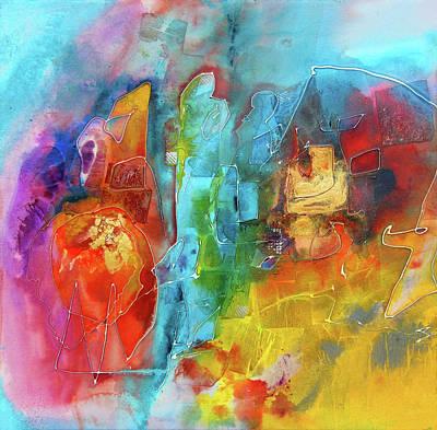 Painting - Awakening by Marilyn Woods