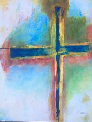 Painting - Awakening Of Faith by Isaac Alcantar