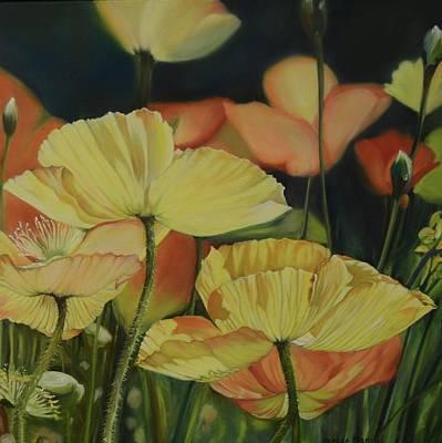 Painting - Awakening by Stella Marin