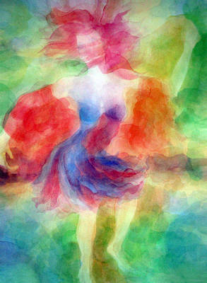 Painting - Awakening by Teresa Leigh Ander