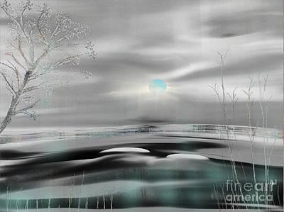 Digital Art - Natural High by Yul Olaivar