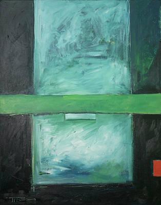 Painting - Awakening2 by Tim Nyberg