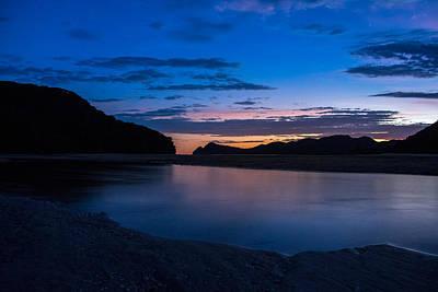 Photograph - Awaroa Bay Sunrise by Martin Capek