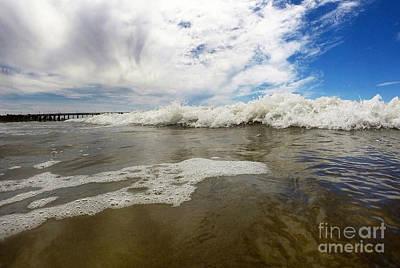 Awash Ashore Original by Dan Holm