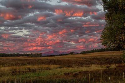 Photograph - Awe Dawn by Alana Thrower