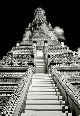 Photograph - Awesome Wat Arun by Shaun Higson