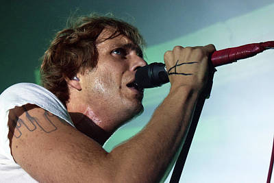 Hollywood Palladium Photograph - Awolnation #3 by Chris Deutsch