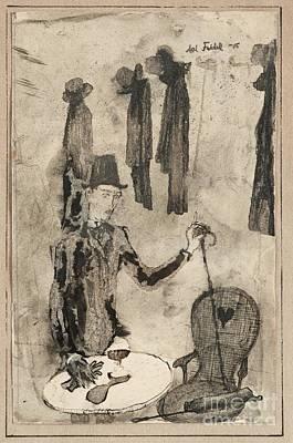 Axel Fridell Art Print