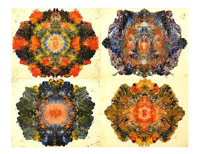 Axiology Art Print by Howard Goldberg