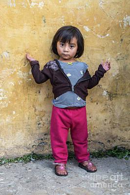 Photograph - Ay, Chiapaneca by Kathy McClure