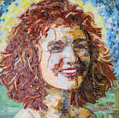 Ayala Mosaic Original by Adriana Zoon