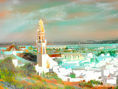 Digital Art - Ayamonte II by Alfonso Garcia
