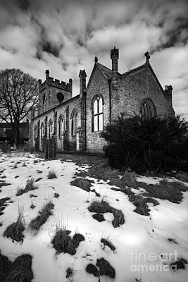 Aysgarth Church Print by Stephen Smith