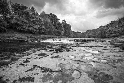 Photograph - Aysgarth Falls by Stewart Scott