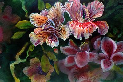 Painting - Azalea by Gertrude Palmer