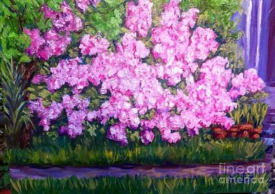 Painting - Azalea Spring by Beverly Boulet