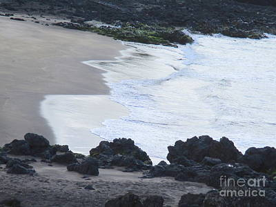 Photograph - Azores Beach 4 by Randall Weidner