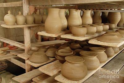 Ceramics Photograph - Azores Islands Pottery by Gaspar Avila