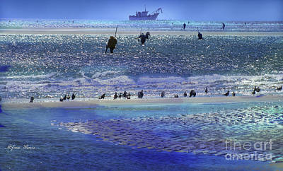 Photograph - Azul De Lluvia by Alfonso Garcia