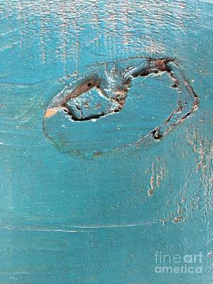 Photograph - Azure Wood by Flavia Westerwelle