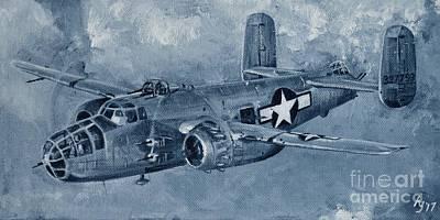 B-25 Mitchell Art Print