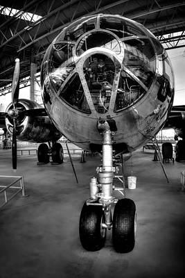 B29 Digital Art - B-29 Superfortress Heavy Bomber by Daniel Hagerman