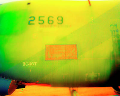 Photograph - B-52 Missions by Jan W Faul