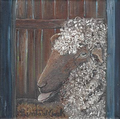 Painting - Baa by Linda Clark