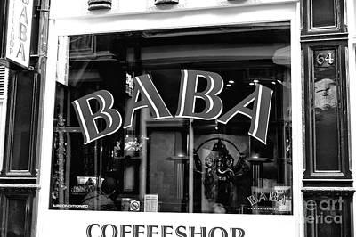 Baba Photograph - Baba Mono by John Rizzuto