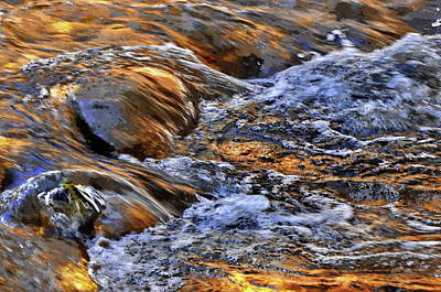Photograph - Babbling Brook by Andrea Kollo