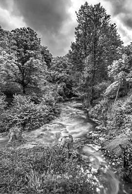 Babuna River Original by Ivan Vukelic
