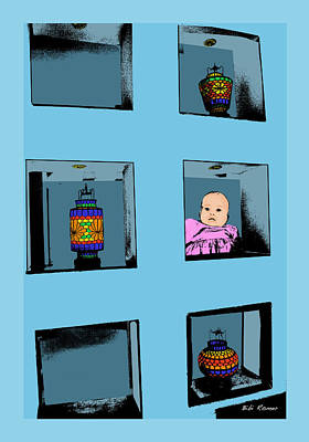 Baby Art Art Print