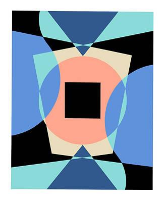 Digital Art - Baby Blues 5 by David Chestnutt