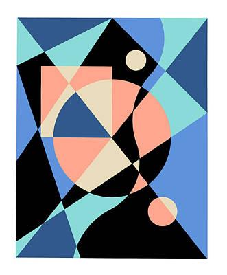 Digital Art - Baby Blues 6 by David Chestnutt