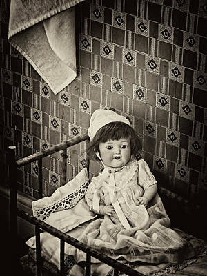 Photograph - Baby Doll - 365-361 by Inge Riis McDonald