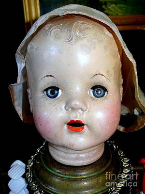 Photograph - Baby Doll Face by Ed Weidman