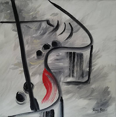 Painting - Baby Grand by Judith Rhue