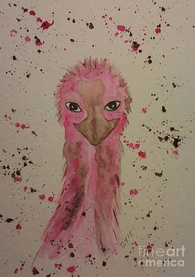 Painting - Baby Pink by Ginny Youngblood