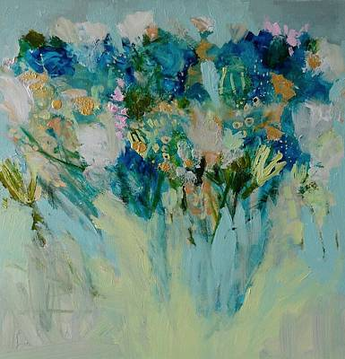 Painting - Baby's Breath by Wendy Mcwilliams