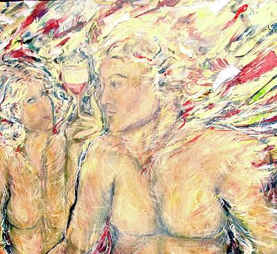 Painting - Bacchus  by Dawn Fisher