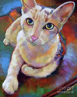 Painting - Baci by Robert Phelps