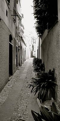 Photograph - Back Alley by Corinne Rhode