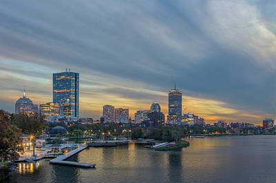 Photograph - Back Bay Blend by Mike Ste Marie