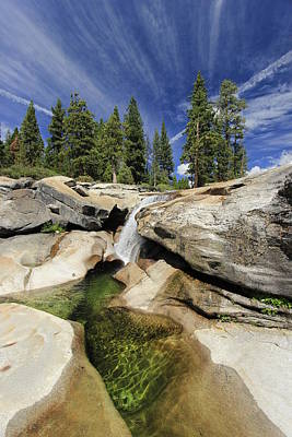 Photograph - Back Country Liquid Gold by Sean Sarsfield