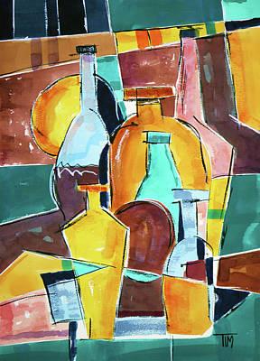 Back In Sedona Art Print by Tim Ross